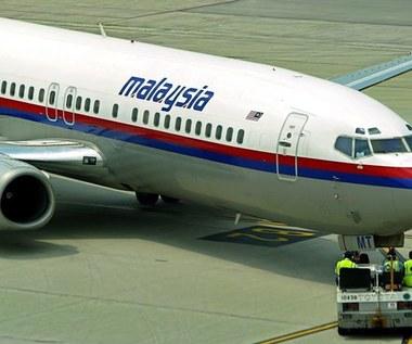 Opublikowali listę zaginionych samolotu Malaysia Airlines