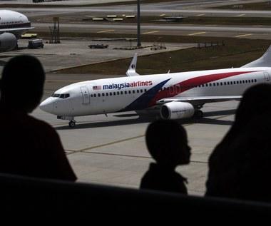 Zaginiony samolot poszukiwany przez Chińczyków