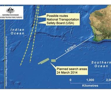 """Chińczycy zobaczyli """"podejrzany obiekt"""" na oceanie. To boeing?"""