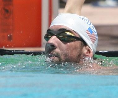 Phelps wygrał po 22 miesiącach przerwy