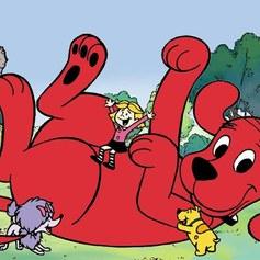 Clifford - wielki czerwony pies
