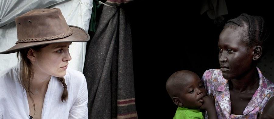 """Keira Knightley, aktorka znana z filmów takich jak """"Piraci z Karaibów"""" czy """"Anna Karenina"""" odwiedziła obóz uchodźców w Południowym Sudanie. Brytyjska gwiazda chce zwrócić uwagę na problem ludzi poszkodowanych przez wojnę domową."""