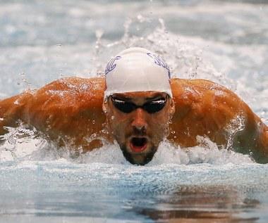 Druga porażka Phelpsa po powrocie: Przegrał złoto o 0,01 s