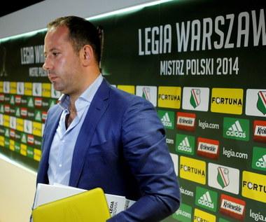 Legia dostała uzasadnienie od UEFA i szykuje odwołanie