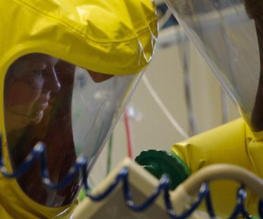 Liberia otrzyma eksperymentalny lek na Ebolę