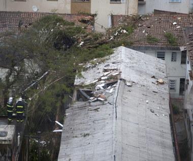 Rozbił się samolot z kandydatem na prezydenta Brazylii