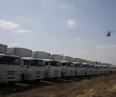 Rosyjskie wojsko przekroczyło granicę? Ukraina sprawdza