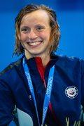 Katie Ledecky poprawiła własny rekord świata na 400 m