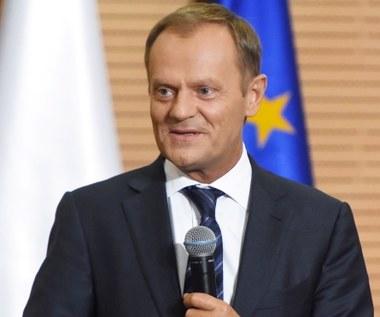 Tusk na zarządzie PO: Powinienem jak najszybciej przestać być premierem