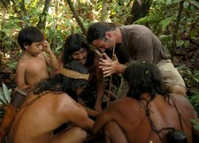 Plemienna szkoła przetrwania