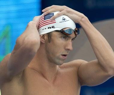 Michael Phelps zawieszony za jazdę po pijanemu