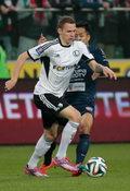 Legia w czwartek może awansować do fazy pucharowej Ligi Europejskiej