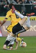 Legia - Duda: Nie porównujmy się do Ligi Mistrzów