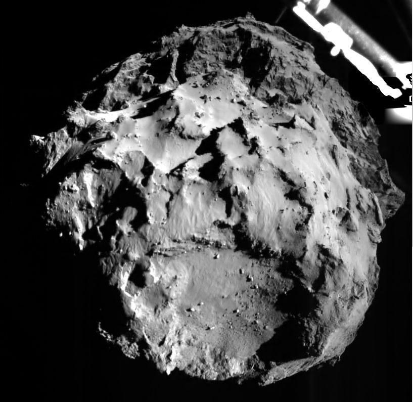/ESA/Rosetta/Philae/ROLIS/DLR /PAP/EPA