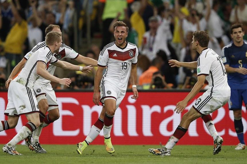 Mundial 2014 - Niemcy mistrzem świata