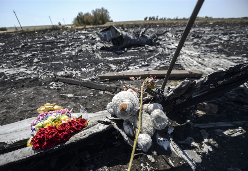 Zestrzelenie samolotu linii Malaysia Airlines