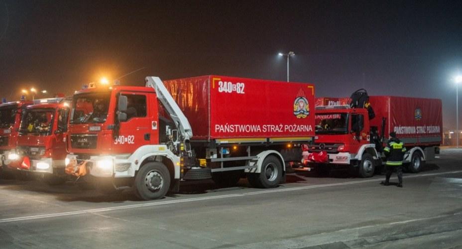 33 машины с гуманитаркой из Польши прибыли на Харьковщину - Цензор.НЕТ 6285