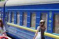 Ukraina: Blokada kolejowa Krymu