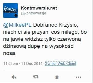 - /Twitter