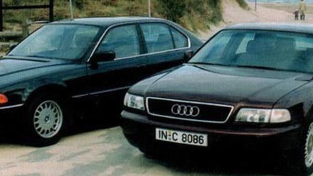 Samochody używane. Audi A8 2.8 czy BMW 730i?