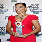 Nelly Furtado podczas Eska Music Awards 2013