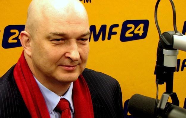 Sławomir Dębski /Kamil Młodawski /RMF FM - 000414H7NDWHP26O-C116