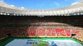 Stadion w Brasilii przekształcony w zajezdnię autobusową