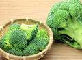 Brokuły i pory dla malca