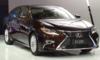 Odświeżony Lexus ES debiutuje w Szanghaju