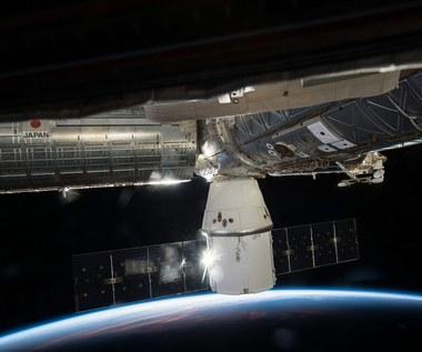 Statek kosmiczny Dragon wrócił na Ziemię. Zakończył swoją najdłuższą misję