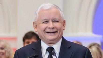 Kaczyński: Kładę się spać rano, bo świętuję
