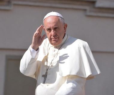 """Papież apeluje ws. imigrantów. """"Prośmy o przebaczenie"""""""