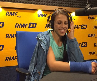 Joanna Jędrzejczyk w RMF FM: To nie jest sport dla kobiet? Nie ma czegoś takiego!