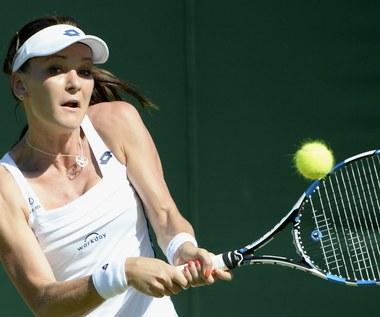 Wimbledon 2015. Agnieszka Radwańska wygrała z Lucie Hradecką