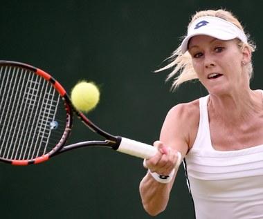 Wimbledon - Urszula Radwańska odpadła w 2. rundzie