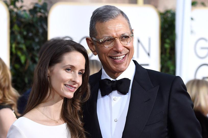 Jeff Goldblum w wieku 62 lat po raz pierwszy został ojcem. Jego syn przyszedł na świat w sobotę, 4 lipca, w Dzień Niepodległości.
