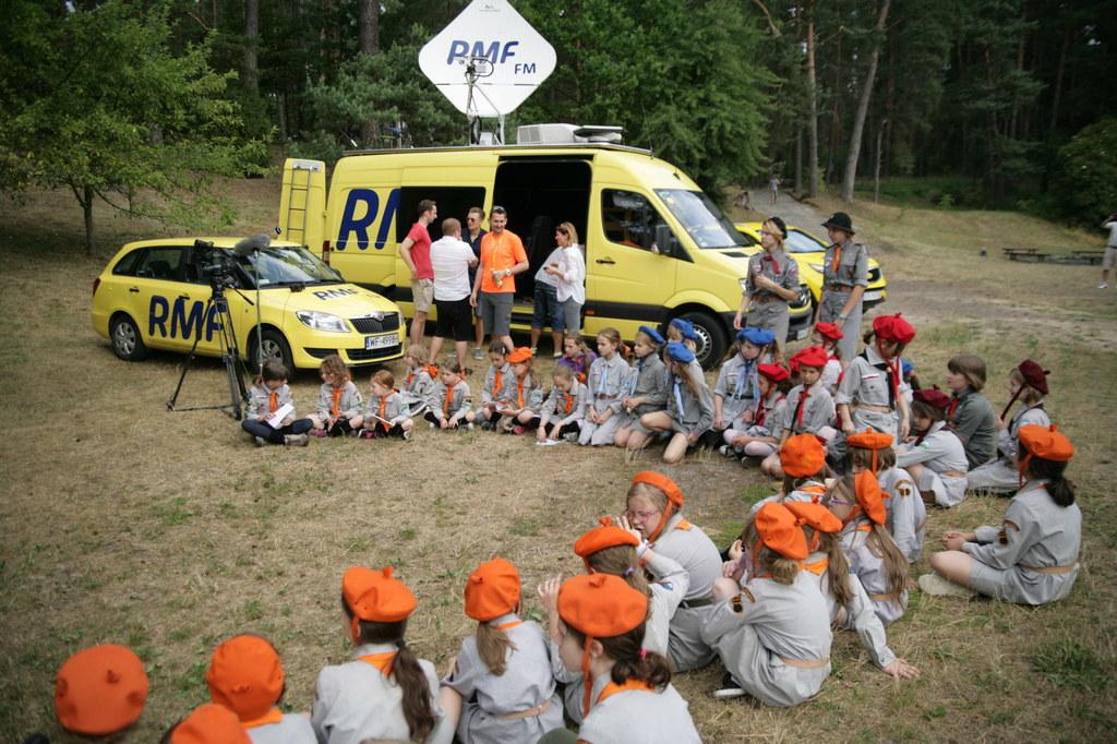 Piotr Biedroń, RMF FM