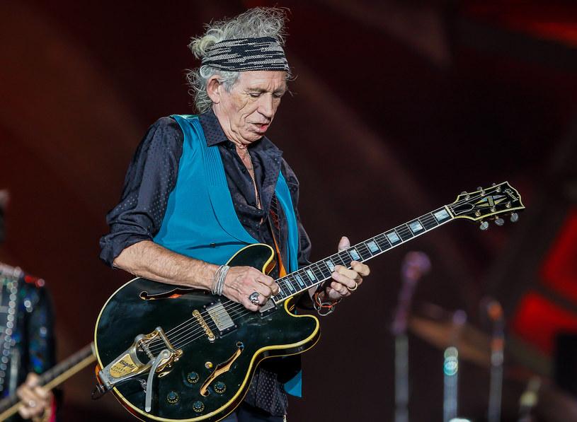 18 września ukaże się pierwszy od ponad 20 lat solowy album Keitha Richardsa, niezmordowanego gitarzysty The Rolling Stones.