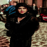 Edyta Herbuś jako Pola Negri w serialu
