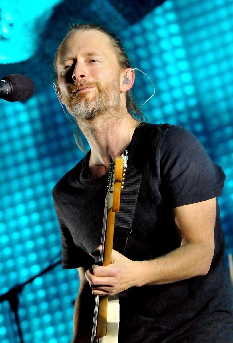 """W sieci pojawiło się nagranie, na którym lider Radiohead śpiewa przebój """"High And Dry"""" w 1989 roku."""