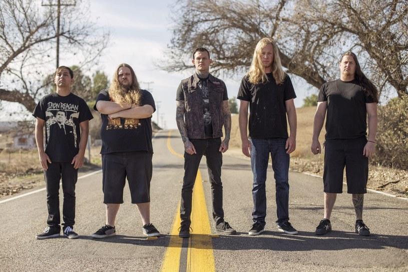 Deathcore'owy Carnifex z USA wystąpi w grudniu w Warszawie.