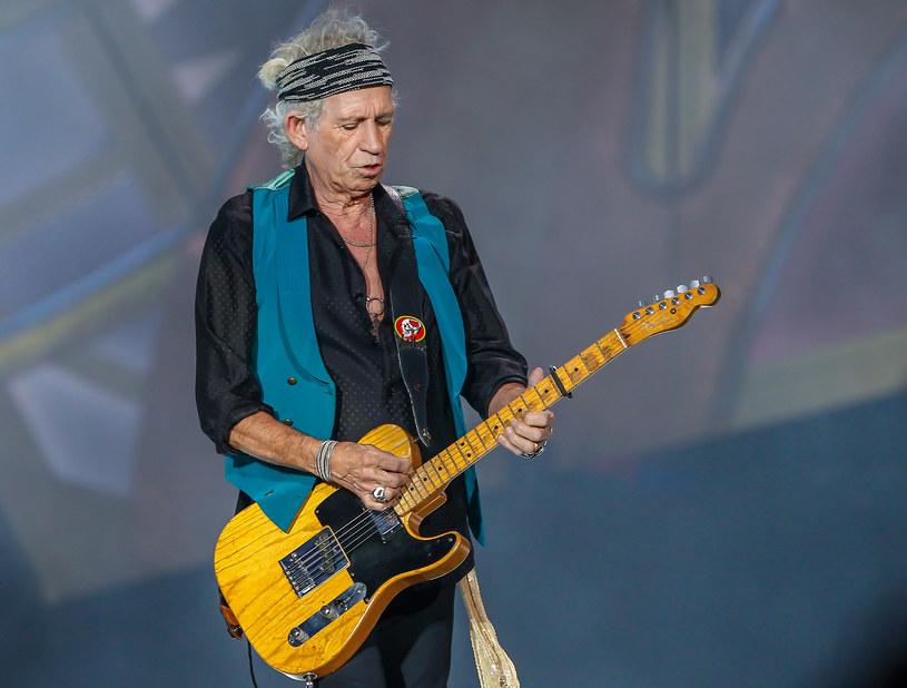 """Poniżej możecie posłuchać pierwszego singla """"Trouble"""" zapowiadającą solową płytę Keitha Richardsa, niezmordowanego gitarzysty The Rolling Stones."""