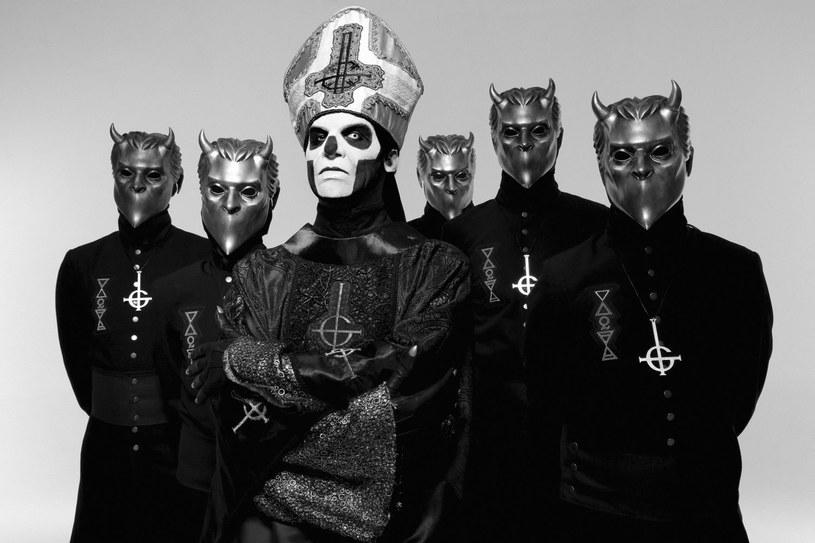 """""""Meliora"""", trzeci album Szwedów z Ghost, ukaże się 21 sierpnia."""