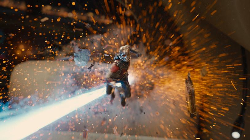 """Od piątku w kinach oglądać możemy """"Ant-Mana"""" - przygody nowego bohatera z uniwersum Marvela. Jak przystało na porządną hollywoodzką produkcję, nie zabraknie ani akcji, ani błyskotliwego poczucia humoru."""