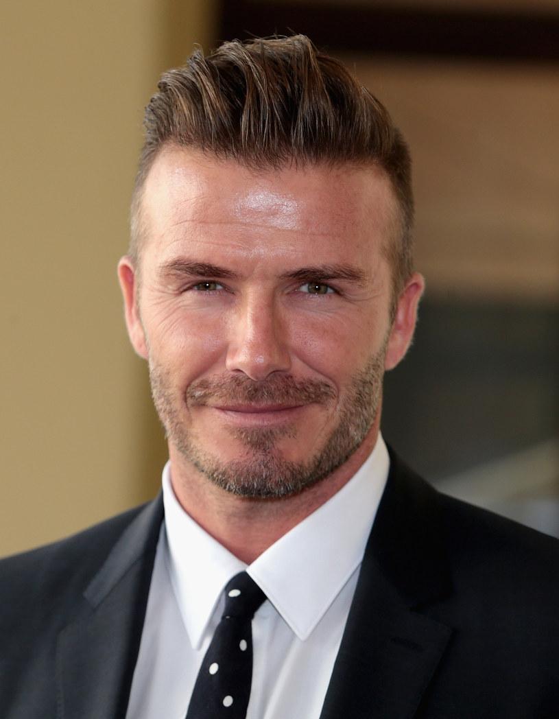 """Reżyser Guy Ritchie potwierdził, że w jego najnowszym filmie """"Kryptonim U.N.C.L.E."""" pojawi się David Beckham."""