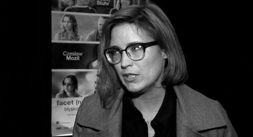 """Reżyserka Weronika Migoń, autorka komedii """"Facet (nie)potrzebny od zaraz"""", zmarła po długiej i ciężkiej chorobie w nocy w 23 na 24 lipca. Artystka miała 38 lat."""
