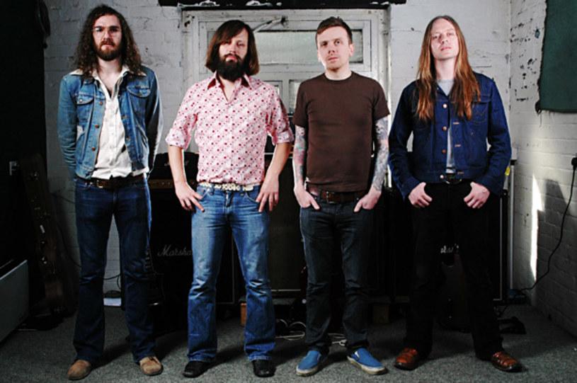 Brytyjska grupa Gentlemans Pistols zawarła umowę z Nuclear Blast Records.