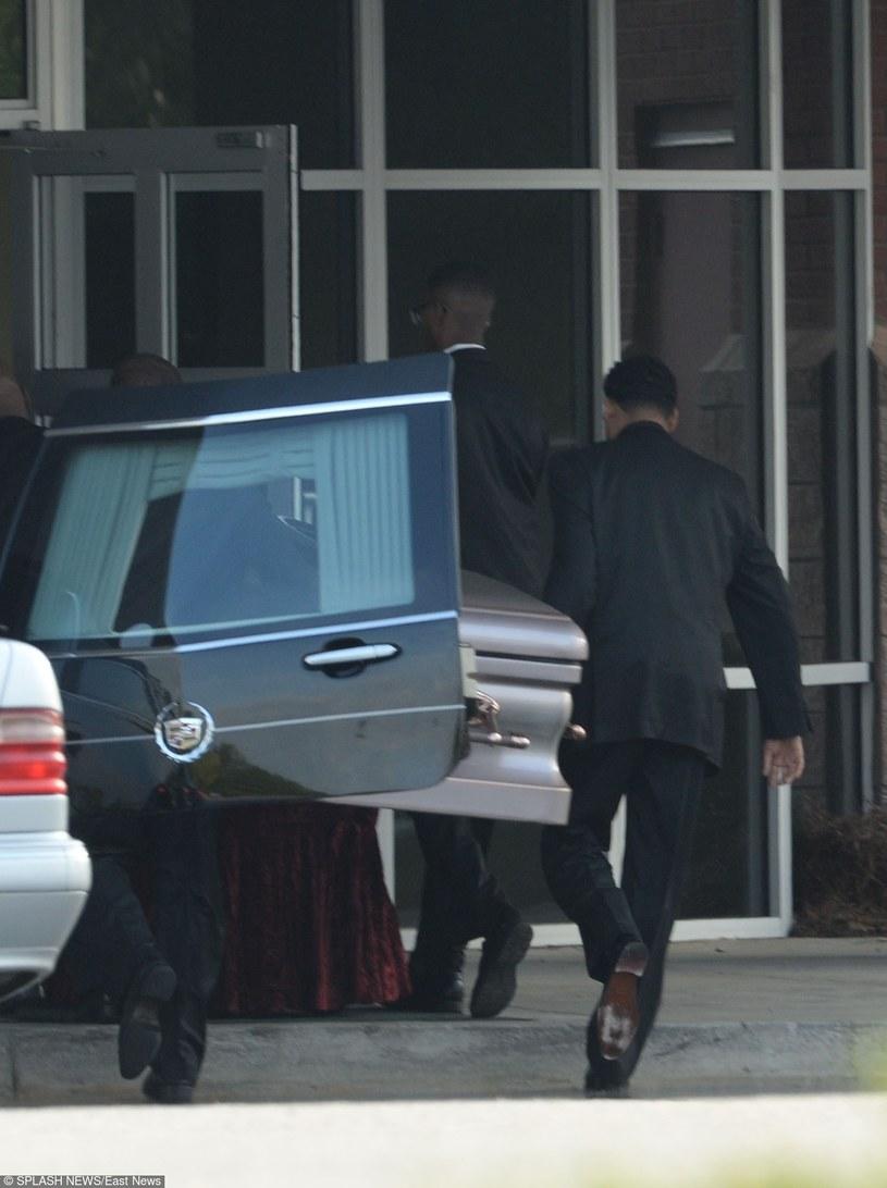 W sobotę (1 sierpnia) rodzina pożegnała zmarłą 26 lipca Bobbi Kristinę Brown, jedyną córkę Whitney Houston i Bobby'ego Browna.