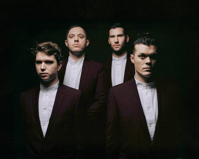 Brytyjska grupa Everything Everything wystąpi 1 grudnia w warszawskich Hybrydach.