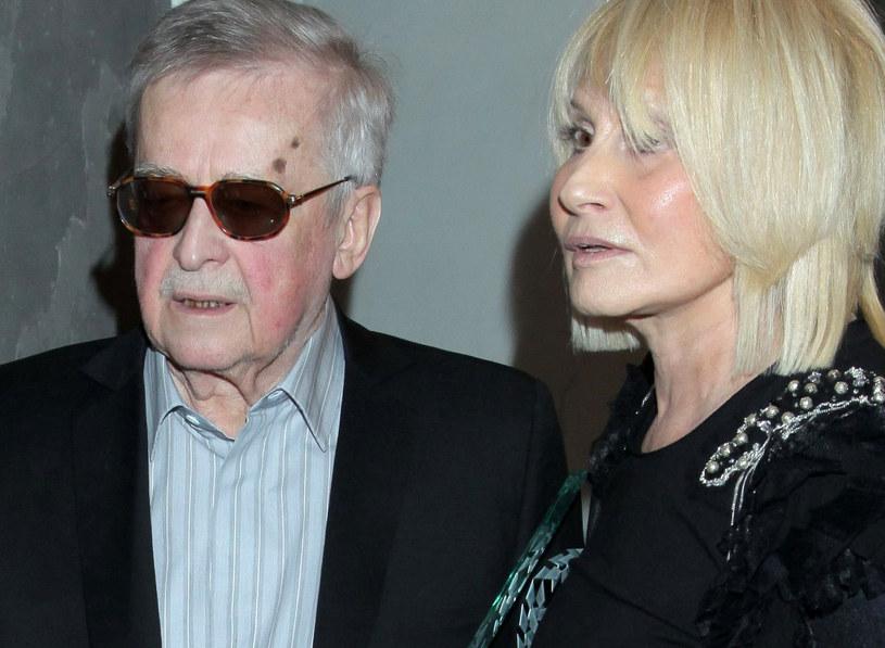 Danuta Maksymowicz-Jarocka, wdowa po wybitnym reżyserze teatralnym Jerzym Jarockim, przypomina wspólnie spędzone 33 lata.